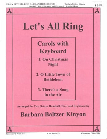 Let's All Ring Carols with Keyboard