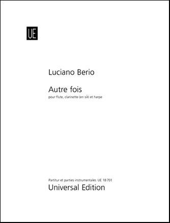 Autre Foi-Flute/Cl/Hp