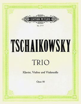 Piano Trio in A Minor, Op. 50