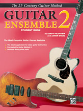 21st Century Guitar Ensemble No. 2 - Student
