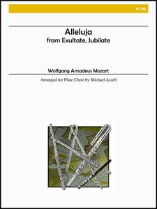 Alleluja from Exutate-Flute Choir