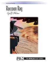 Raccoon Rag-1 Piano 4 Hands