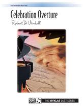 Celebration Overture-1 Piano 4 Hand