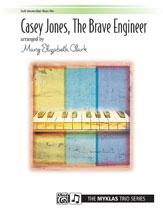 Casey Jones-1 Piano 6 Hands