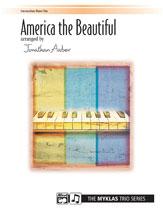 America the Beautiful-1 Piano 6 Ha
