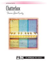 Chatterbox-1 Piano 6 Hands