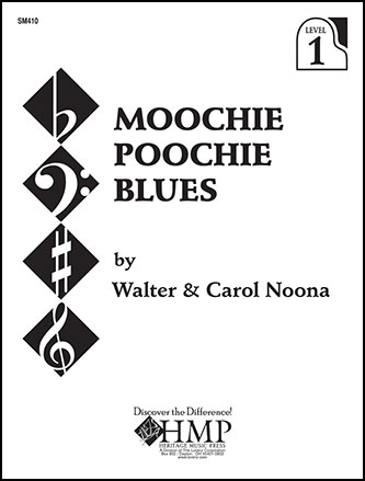 Moochie Poochie Blues