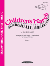 Childrens March-2 Piano 8 Hands