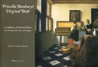 Priscilla Bunbury's Virginal Book