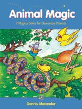 Animal Magic-Elem Piano