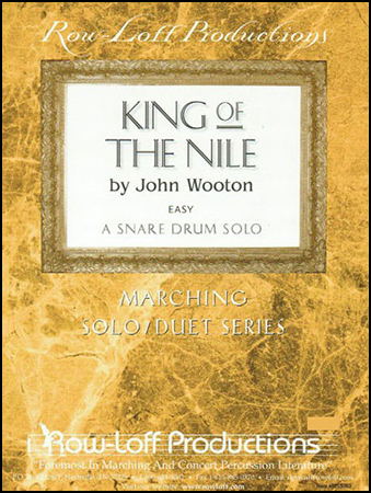 King of the Nile-Snare Drum Solo