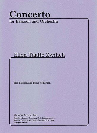 Concerto for Bassoon-Bassoon Solo