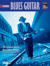 Beginning Blues Guitar-Book Only