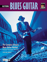 Mastering Blues Guitar-Book/CD