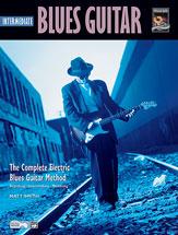 Intermediate Blues Guitar-Book/CD
