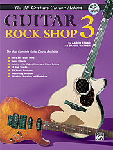 21st Century Guitar Rock No. 3-Book and CD