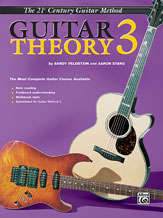 21st Century Guitar Theory No. 3