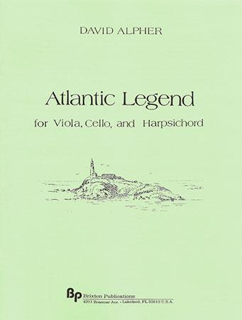Atlantic Legend-Viola/Cello/Hpsichd