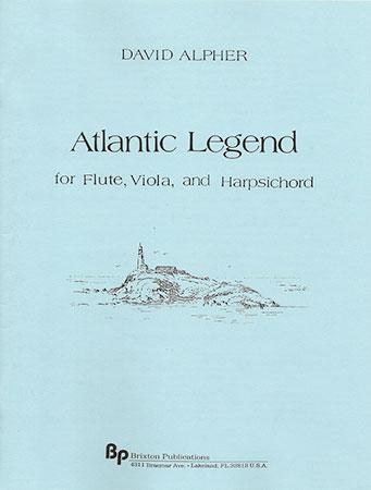 Atlantic Legend-Flute/Viola/Hpsichd