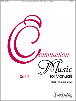 Communion Music for Manuals