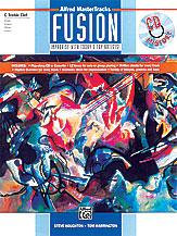 Alfred Mastertracks Fusion-Book/CD