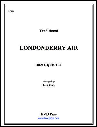 Londonderry Air-Brass Quintet