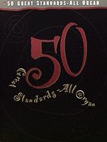 50 Great Standards-All Organ