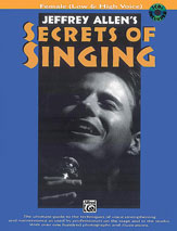 Secrets of Singing-Female-Book/CD