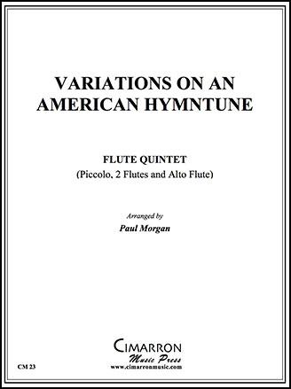 Variations on an Americ-Flute Choir