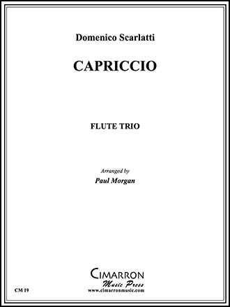 Capriccio for Three Flutes