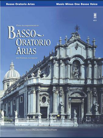 Bass Oratorio Arias
