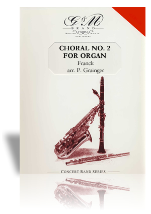 Chorale No. 2 for Organ-Score