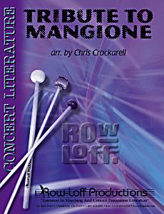 Tribute to Mangione-Percussion Ensemble