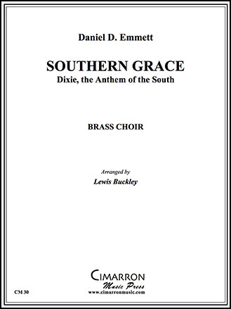Southern Grace for Brass-Brass Ens