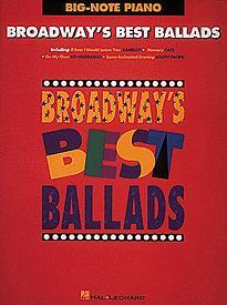 Broadways Best Ballads