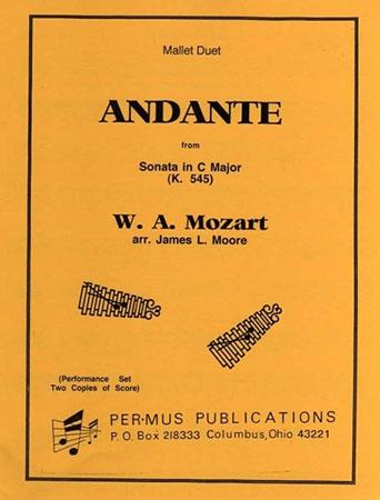 Andante from Sonata K. 545