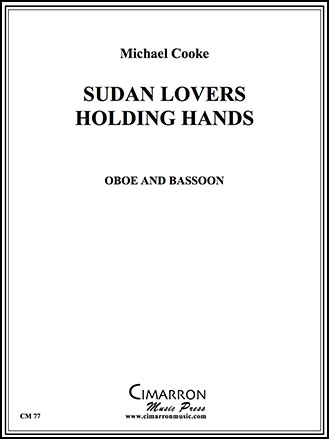 Sudan Lovers Holding Hands-Ob/Bassoon