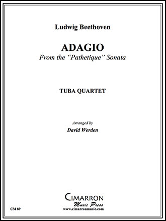 Adagio from Pathetique-Bari Quartet