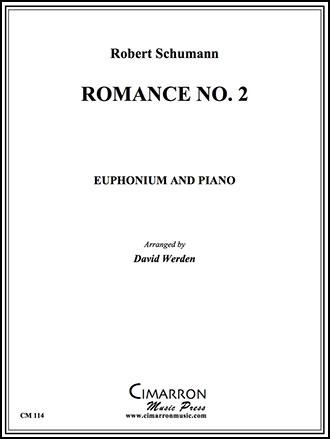 Romance No. 2-Trombone/Euphonium