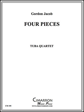 Four Pieces for Tuba Quartet