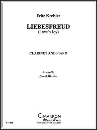 Liebesfreud-Clarinet