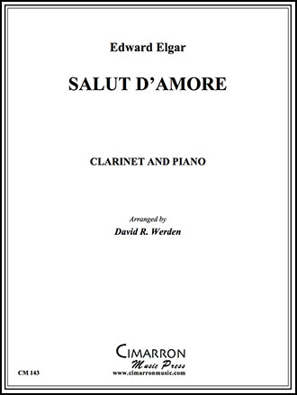 Salut D Amour-Clarinet or Bassoon