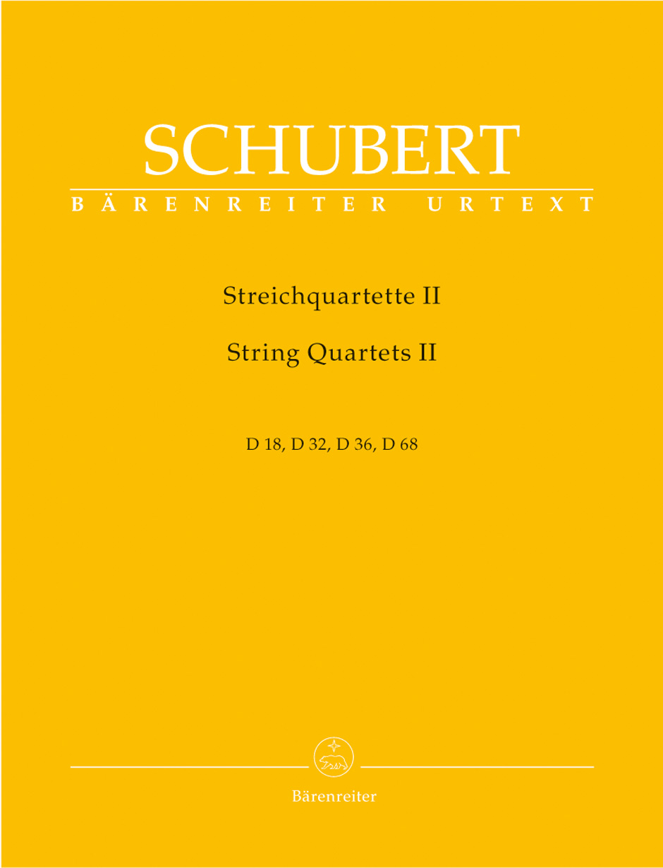 String Quartets, Vol. 2