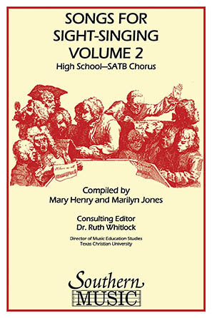 Songs for Sight Singing - Volume 2