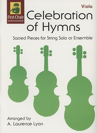 Celebration of Hymns-Viola