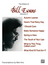 Artistry of Bill Evans Vol No. 2