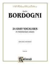 24 Easy Vocalises