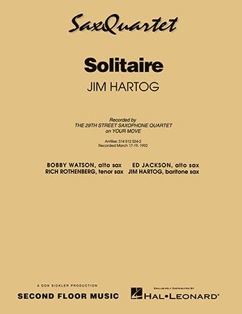 Solitaire-Sax Quartet