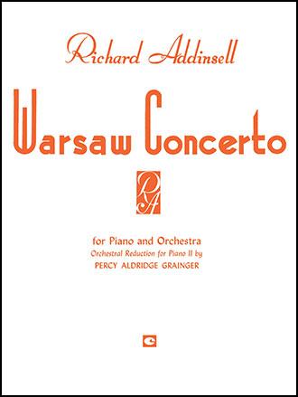 Warsaw Concerto-2 Piano/4 Hand