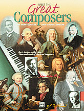 Meet the Great Composers Cover